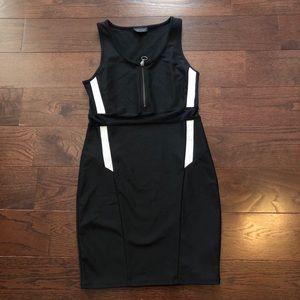Topshop black dress 👗 size 6